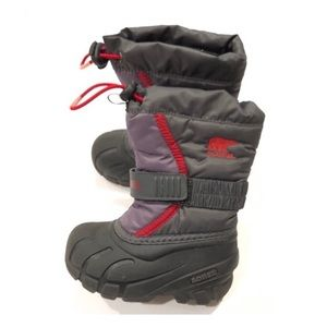 Sorel Insulated Winter Snow Boots